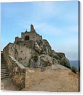 Corbara - Corsica Canvas Print