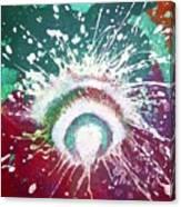 Cosmogony Canvas Print