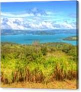 Costa Rica Landscape Canvas Print