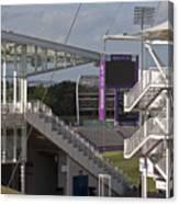 Cricket Ground Southampton Canvas Print