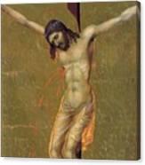 Crucifixion Fragment 1311  Canvas Print