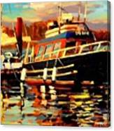 Cruiser Canvas Print
