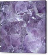Crystal Cave Canvas Print