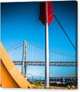 Cupid's Span Canvas Print