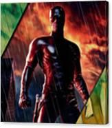 Daredevil Collection Canvas Print