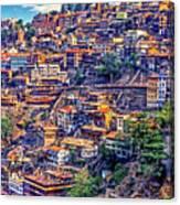 Darjeeling Canvas Print