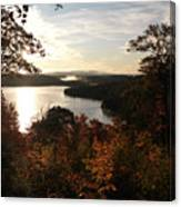 Dawn At Algonquin Park Canada Canvas Print