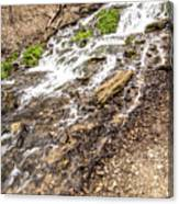 Decorah Iowa Waterfall Canvas Print