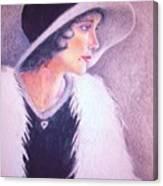 Delanna Canvas Print