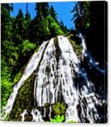 Diamond Creek Falls Canvas Print
