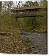 Dingleton Hill Bridge Canvas Print