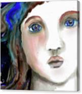 Disbelief Canvas Print