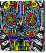 Dod Art 123ll Canvas Print