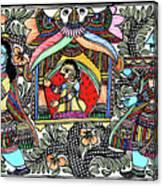 Doli Kahar Canvas Print