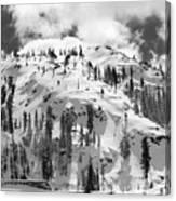 Donner Summit Canvas Print