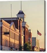 Downtown Beloit Canvas Print