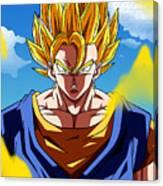Dragon Ball Z Canvas Print