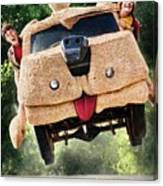 Dumb And Dumber To 2014  Canvas Print