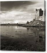 Dunguaire Castle Kinvara Co Galway Ireland Canvas Print