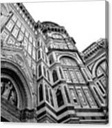 Duomo De Florencia Canvas Print