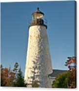 Dyce Head Lighthouse Canvas Print