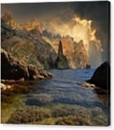Earthsea Canvas Print