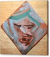 East - Tile Canvas Print