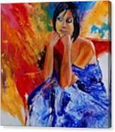 Eglantine 45901111 Canvas Print