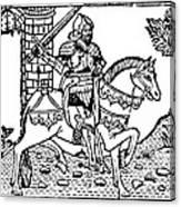 El Cid Campeador (c1040-1099) Canvas Print