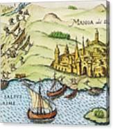 El Dorado, 1599 Canvas Print