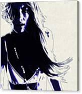 Elyse Taylor Canvas Print