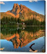 Emerald Lake - Yoho National Park Canvas Print