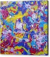 Energie Patrons 2 Canvas Print