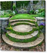 English Garden Canvas Print