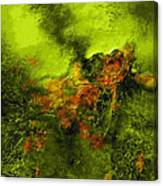 eruption II Canvas Print