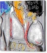 Eternity Tour Canvas Print