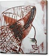 Eugenie - Tile Canvas Print