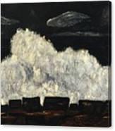 Evening Storm Canvas Print