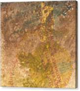 Evolving Canvas Print