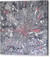 Explosive  Canvas Print