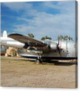 Fairchild Flying Boxcar N15501 Buckeye Arizona Canvas Print