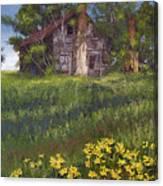 Fairplay Farmhouse Canvas Print