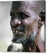 Farmer In Ethiopia Canvas Print