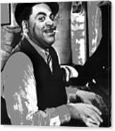 Fats Waller Stormy Weather Set 1943-2015 Canvas Print