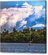Finding Safe Harbor Canvas Print
