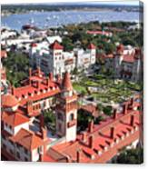 Flagler College Canvas Print