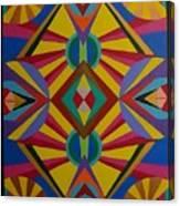 Flash Bang Canvas Print