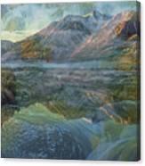 Flash Flood Canvas Print