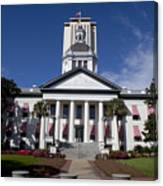 Florida State Capitol Building Canvas Print