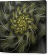 Flower Of Hope Canvas Print